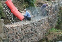 zid piatră