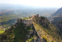 Mystras and its byzantine complex