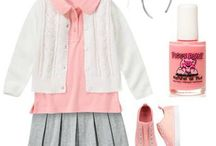 Back to School Outfits! / by Piggy Paint