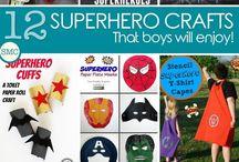 superhelden feestje