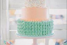 Fancy Bday cakes