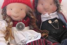 """CHRISTMAS / Homemade """"julenisser"""""""