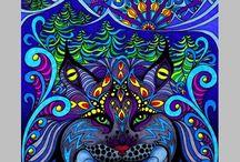 психоделия