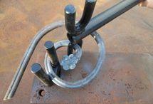 Metal- Bending &Wrought iron