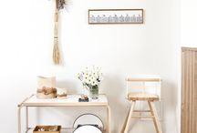 Tendencia en Decoración / Mobiliario, objetos, revestimientos, colores, etc. de actualidad en el diseño de interiores.