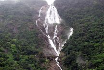 Waterfalls in India / Amazingly beautiful waterfalls located in different parts of India.