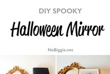 Halloween / Ideas para celebrar Halloween. Ideas for Halloween.