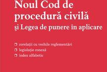 Carti drept procesual civil / Carte juridica - editura Hamangiu: drept procesual civil