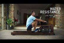 waterRower maquina de remo