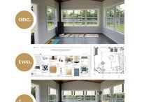 e-design / e-design service:  delivering interior design solutions online