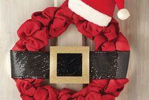 Dørkrans / christmas wreaths