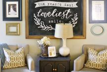 Chalk board love / by Darcy Holsopple