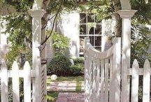 puertas y fence yard