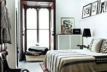 bedroom / by Hannah Burton