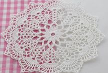 Doily & Lace / Anything doily and lace