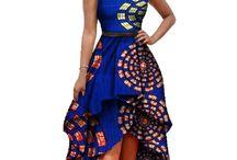 vêtements africain