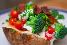 Baked Potato Bar / by Cozymeal