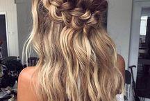Wedding Hair Plaits & Braids
