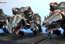 Warhammer Chaos Daemons