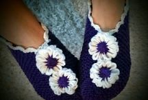 Own knitting creations