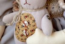 handmade plush
