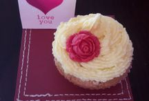 Valentines/Anniversary Bakes / Show your romantic side - through cake!  www.280bakes.weebly.com