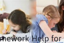 Online Homework Help / We are  here to provide the services for the kids or students which helps him to solve their problem and find here the better solution of every related query.