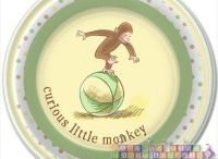 Curious George Birthday Party Ideas, Decorations, and Supplies