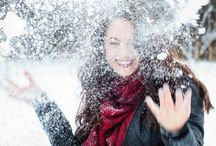 winter photoshoot ideas❄⛄