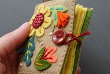 just a needle book