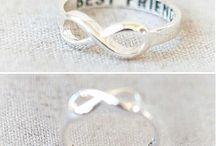 Frienship rings