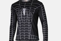 The Amazing Spider-man / It's all about Spider-man, including: Spider-man posters, t-shirts, hoodie sweaters, schoolbag backpacks, purses, cotton throw pillows, etc.