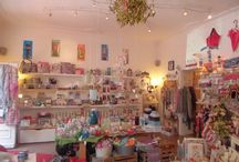 Gift Shop Interiors