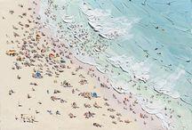 Sally West #bondibeachseries Bondi Art