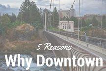 Spokane / We love this city