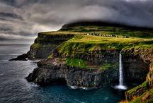 Feroe Islands ( fairytale lands)