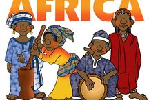 Africa / by Janet Williams