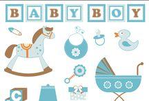 stickers nascita