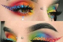 Pride makeup inspo