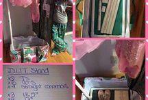 Portable Garment Stand