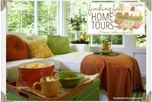Finding Fall Home Tours 2013 / by Kathy Sansing