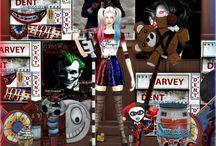 Harley Quinn's Room