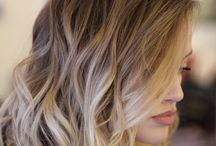 Hair Inspiration and Ideas / Hair Inspiration and Ideas - Hair Colours, Hair styles, hair upstyles, hairstyle trends, beauty products