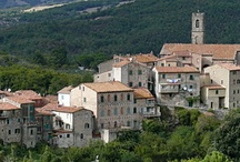 Maremma villages, towns & cities