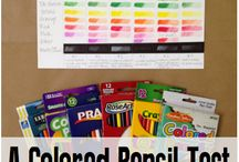 Art Supplies & Materials / Art supplies, art materials, supplies used in art classroom, tips for art supplies