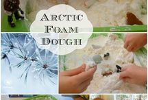 arctic foam dough