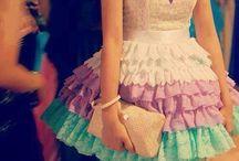 Šaty :* :* / nejhezčí šaty