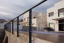 barandillas terraza