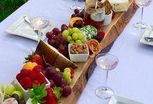 cheese board plank