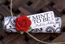 Mint weddings